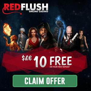 Red Flush Special Offer