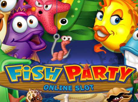 Fish Party Online Pokie