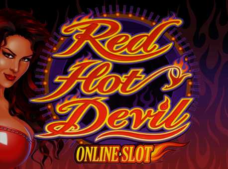 Red Hot Devil Online Pokie