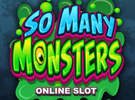 So Many Monsters Online Pokie